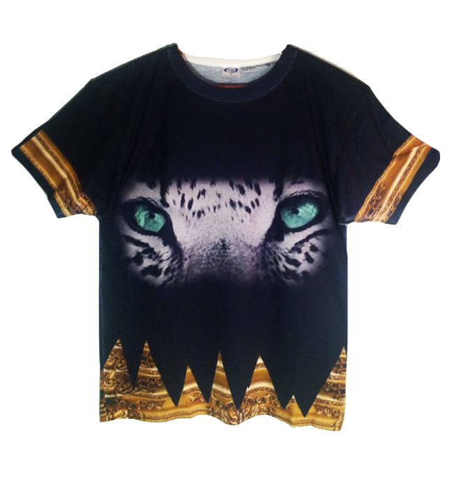 Image of Snow Leopard Tee