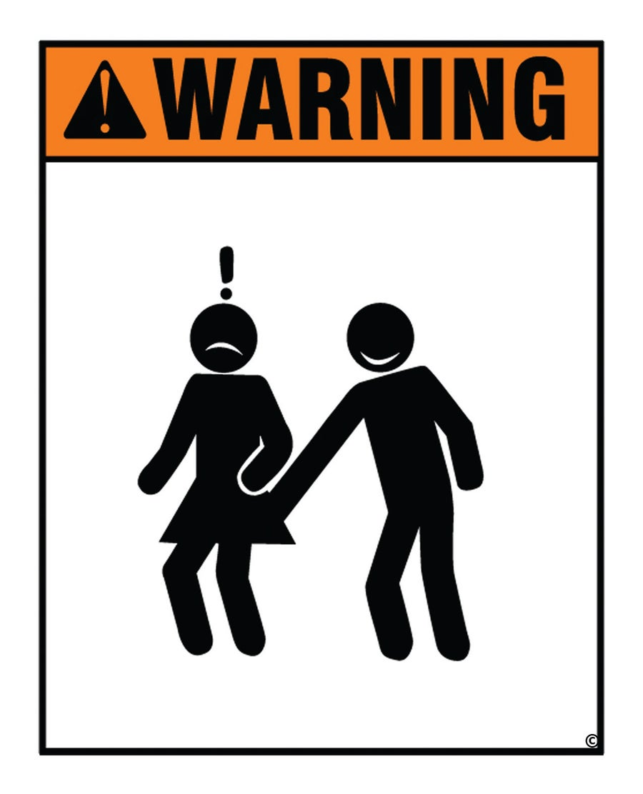 Image of Warning Stickers
