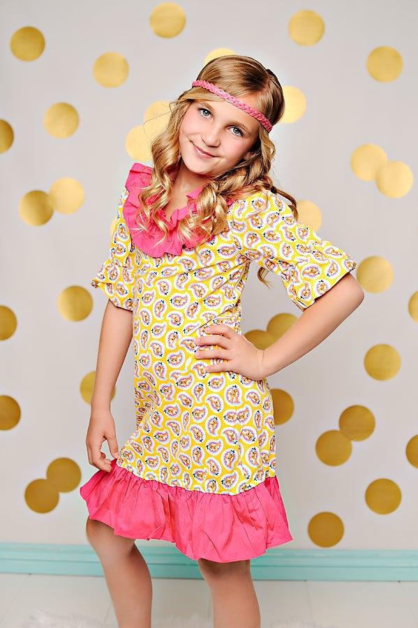 Image of Paisley Summer Dress