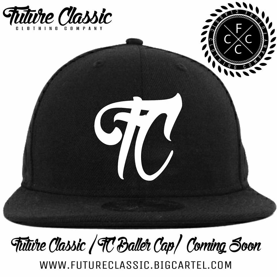 Image of Future Classic - FC Baller Cap - Flex Fit (7.0 - 7.5/8)