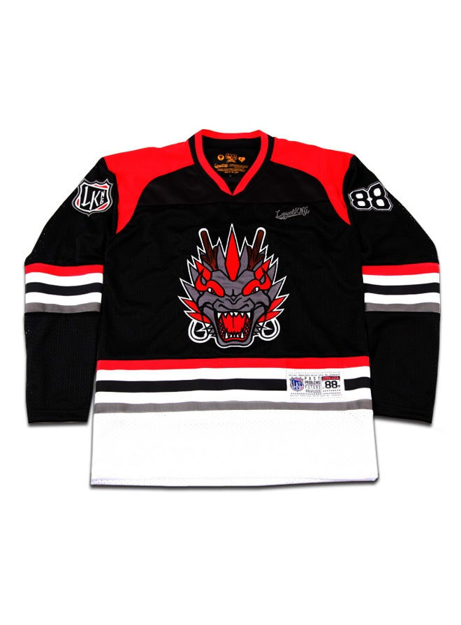 Image of Yr of Dragon Jersey