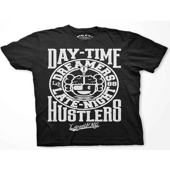Image of Hustlers x Dreamers (Black)