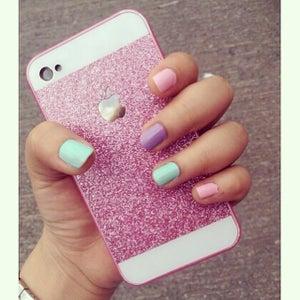 Image of Glitter Case