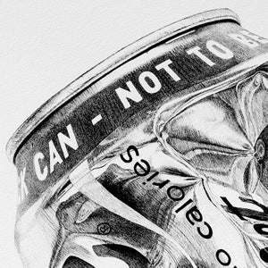 Image of Carry The Can - Limited Edition Print
