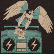 Image of Hawk & Boombox T-shirt