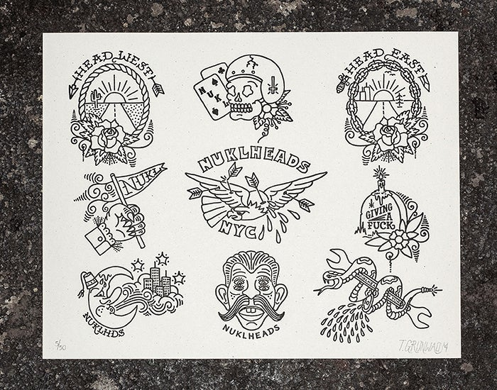 Image of Flash Sheet 01