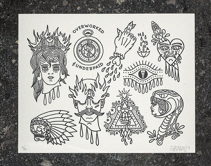 Image of Flash Sheet 02
