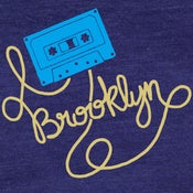 Image of Brooklyn Cassette Tape
