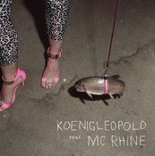"Image of KOENIGLEOPOLD feat. MC RHINE 12"" + DC / ON SALE"