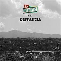 Image of La Distancia · Punto A (CD)