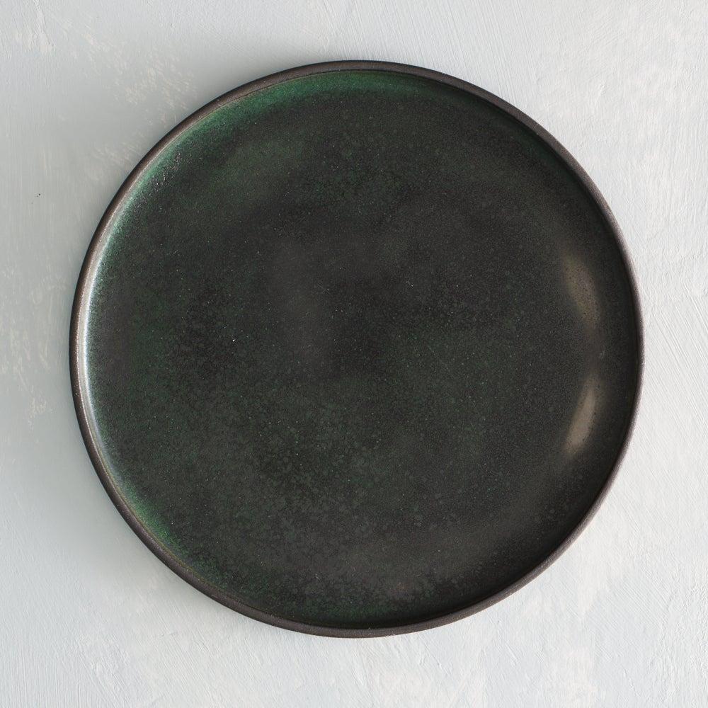 Image of Dark Forest dinner plate