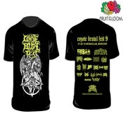 Image of COYOTE BRUTAL FEST-9	Fest	T-shirt