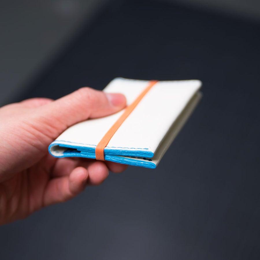 Image of UltraSlim Cardholder White