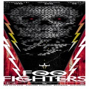 Image of FOO FIGHTERS - 2015 TOUR - SPACE INVADERS - AUS