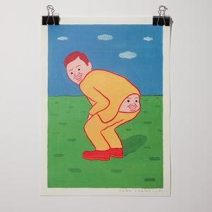 Image of Affiche par Joan Cornellà
