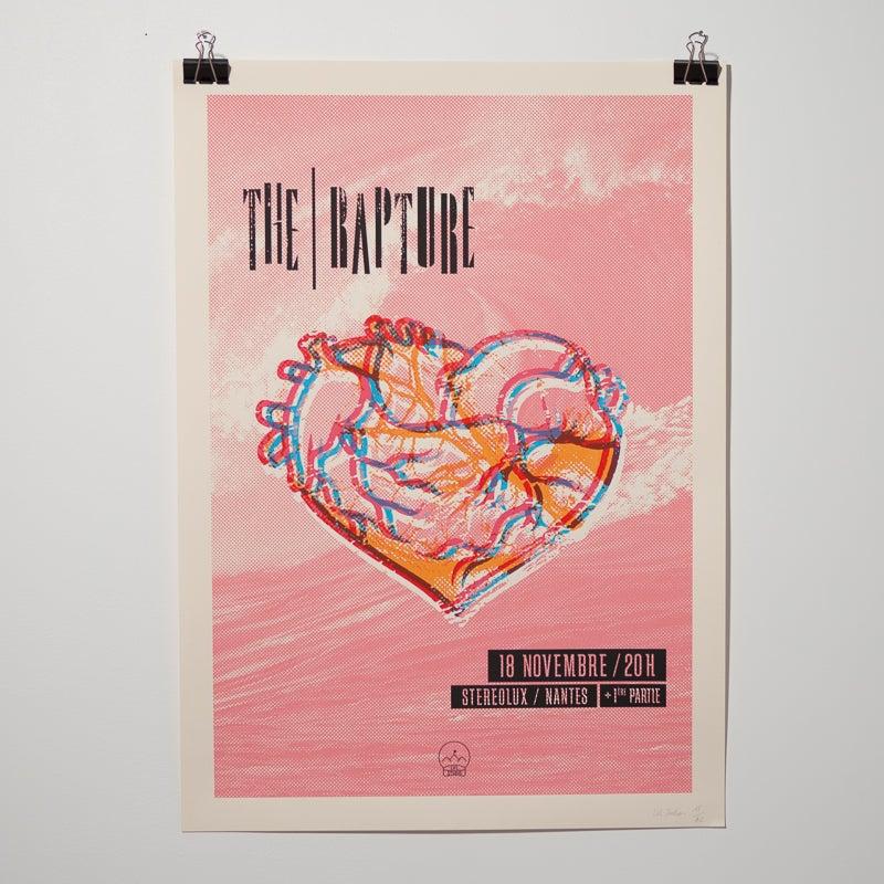 "Image of Sérigraphie ""The Rapture"" par LVL Studio"