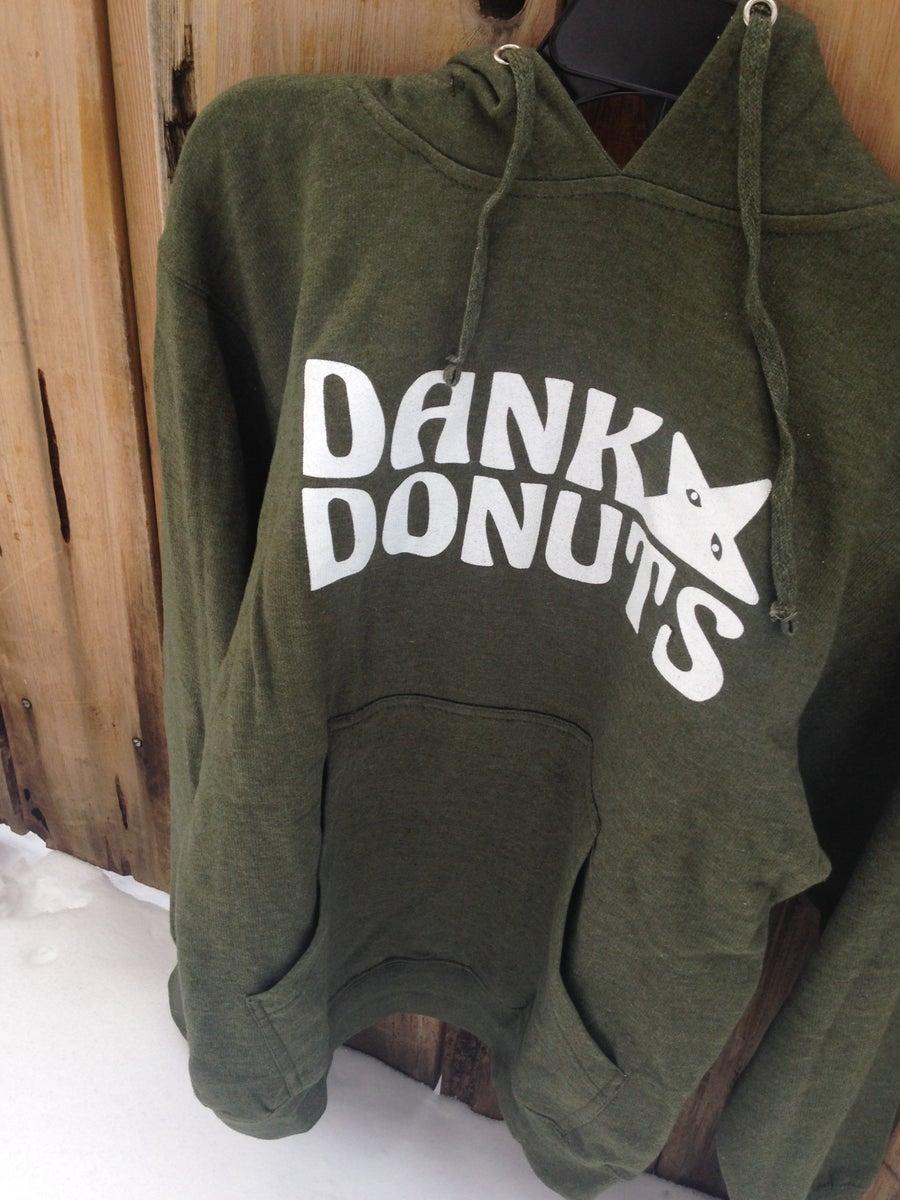 Image of TEAM hoodie