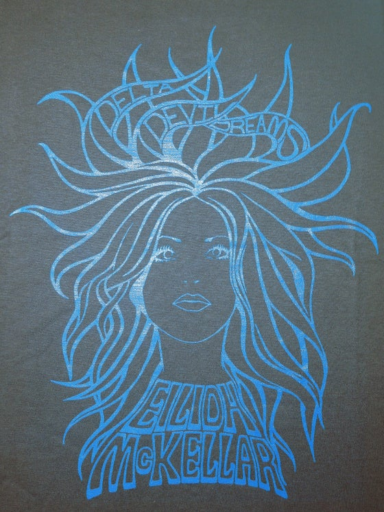 Image of Delta Devil Dreams Ladies T-Shirt