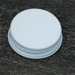 Image of Growler Cap 38MM White