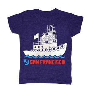 Image of KIDS - SF Tugboat
