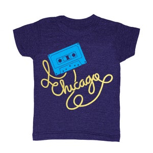 Image of KIDS - Chicago Cassette