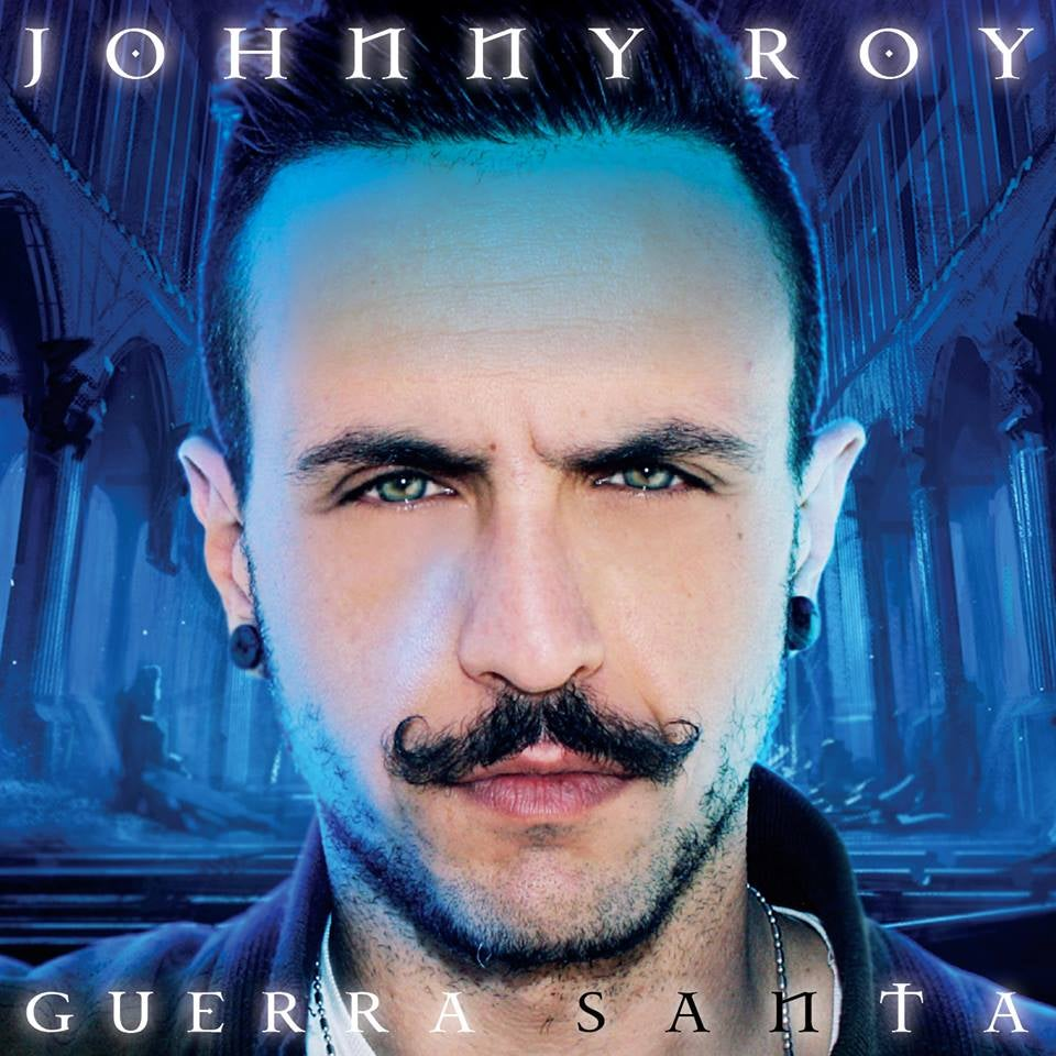 Image of JOHNNY ROY - GUERRASANTA - CD