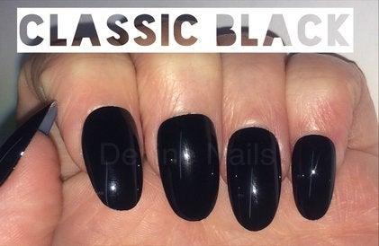 Image of Classic Black