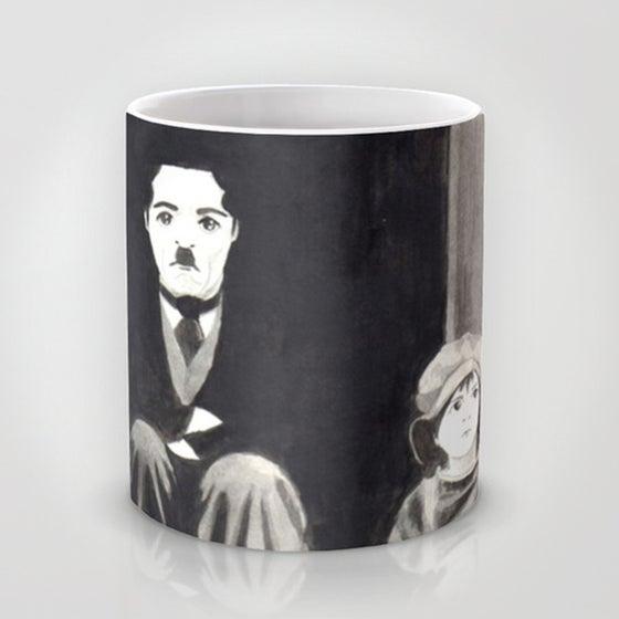 """Image of Taza de desayuno """"El Chico"""""""