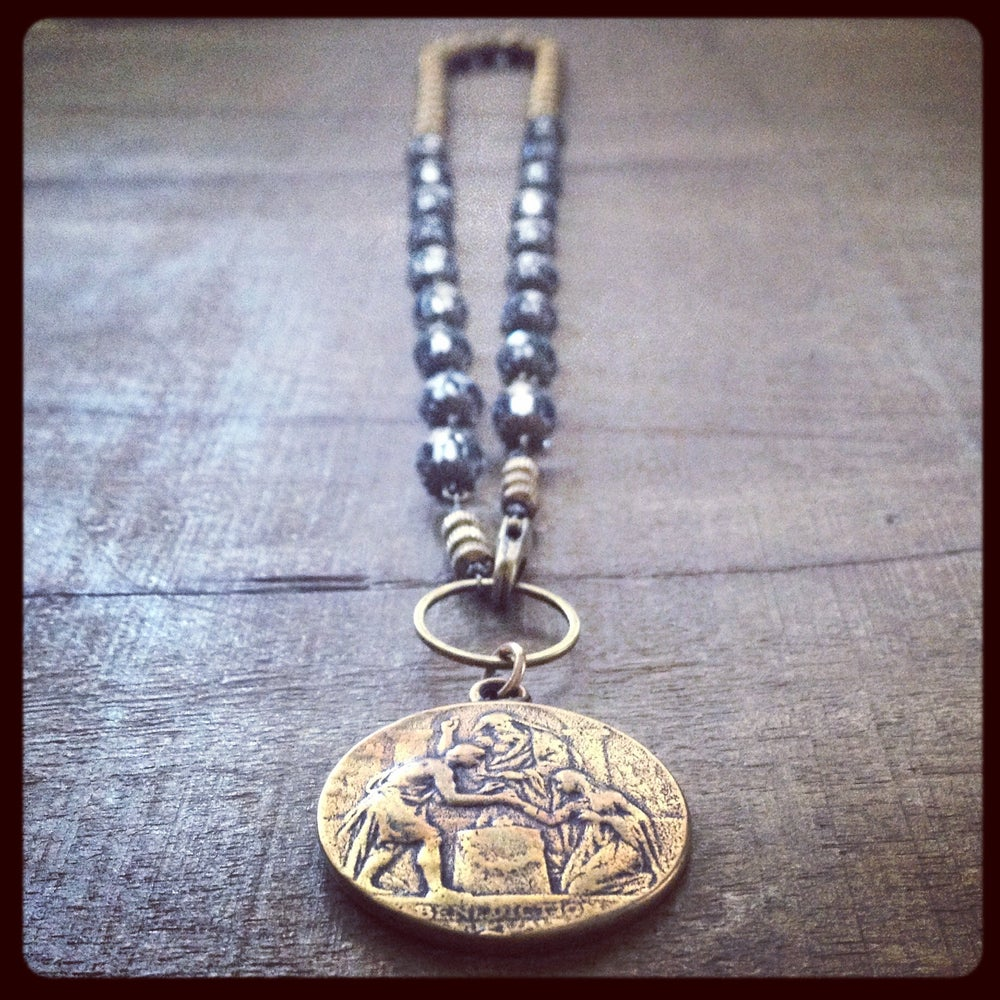Image of FROM THIS DAY FORWARD Necklace