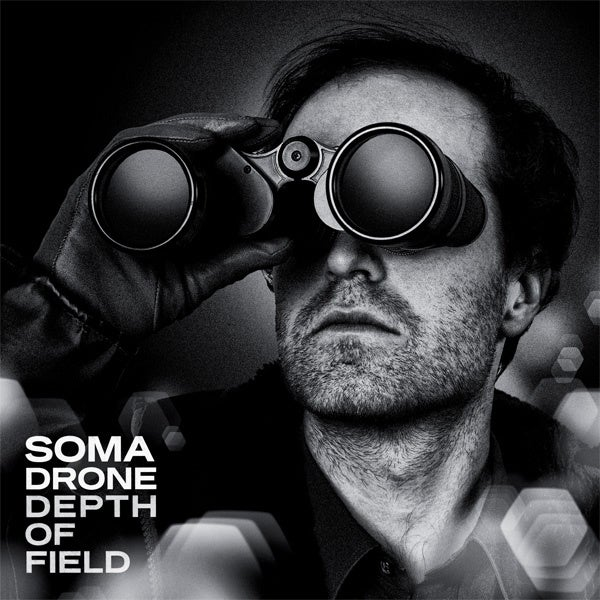 "Image of Somadrone - Depth of Field - 12"" LP"