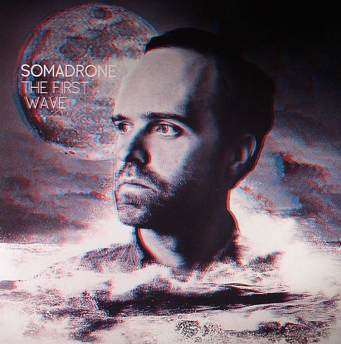 """Image of Somadrone - The First Wave - 12"""" LP"""