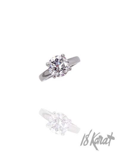 Jacqueline's Engagement Ring - 18Karat Studio+Gallery