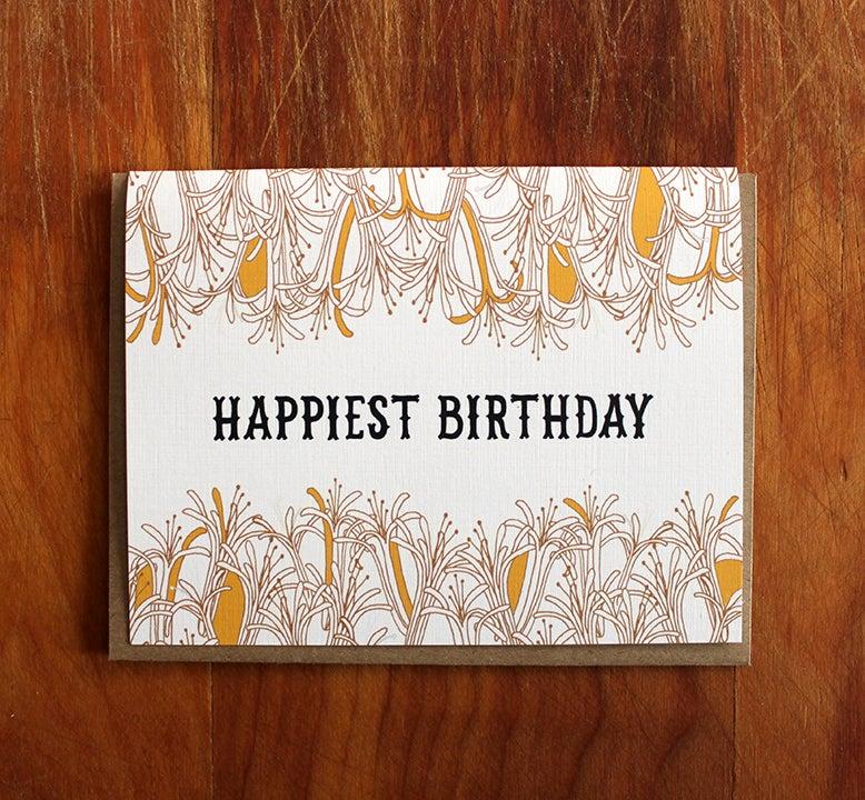 Image of  happiest birthday