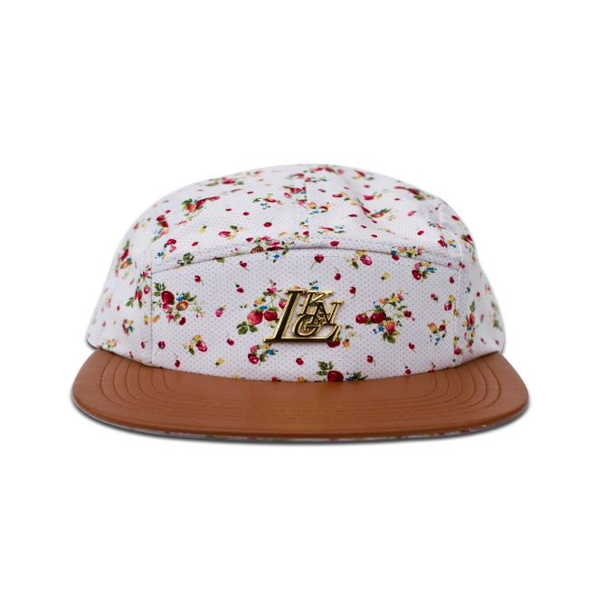 Image of Cruel Spring II 5-Panel Cap (White)