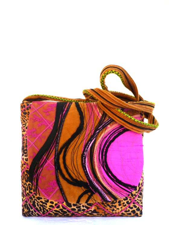 Image of Bandolera Pequeña/ Small shoulder bag