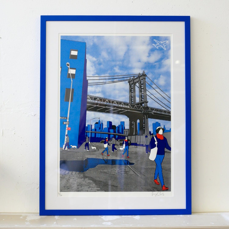 Image of Brooklyn Screen print