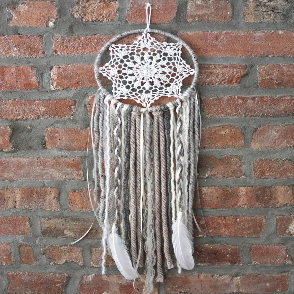 Image of Crochet Dreamcatcher