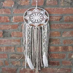 Image of Crochet Dreamcatcher