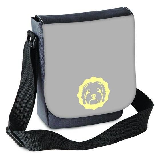 Image of Face Stamp Mini Shoulder Bag