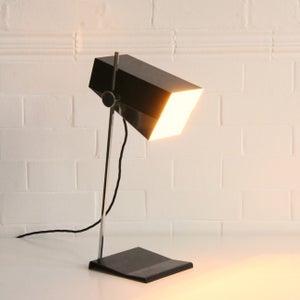 Image of Box shade desk lamp
