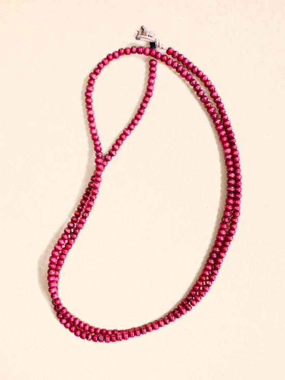 Image of Double Loop Necklace