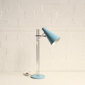 Image of Light blue Josef hurka light