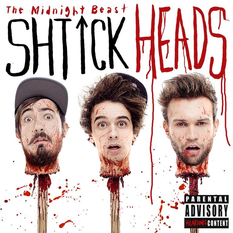 Image of SHTICK HEADS CD