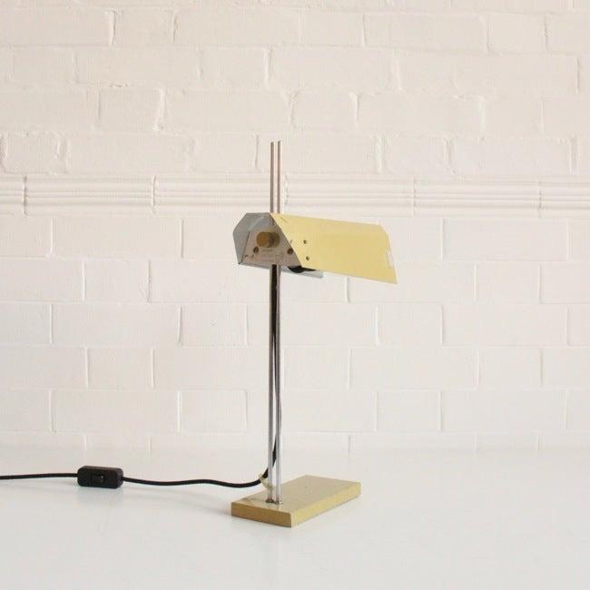Image of Josef Hurka light with Box Shade