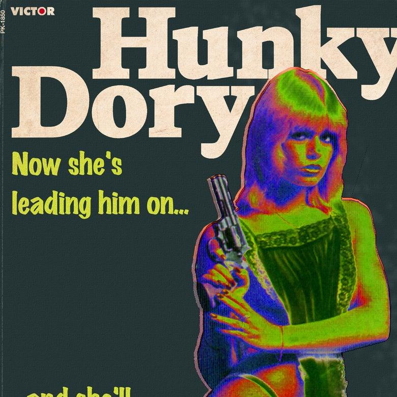 Image of Hunky Dory • Art Print