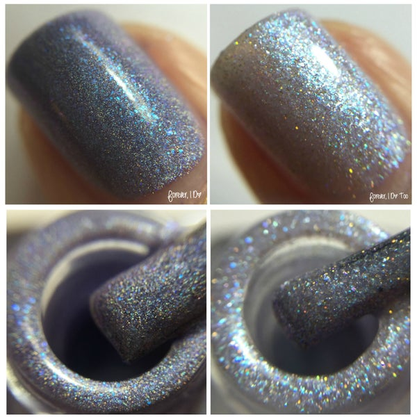 The Forever Duo (LE, 12ml x 2) - Too Fancy Lacquer