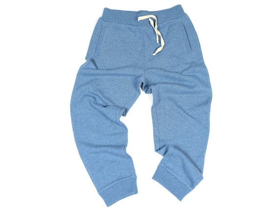 Image of Pantalon Bleu