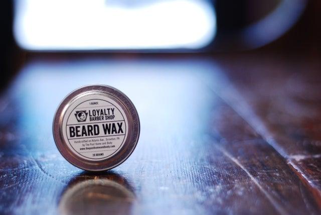 Image of Beard Wax