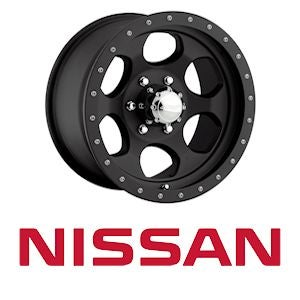 Image of Robby Gordon Nissan Street Wheels