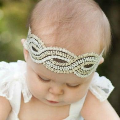 Image of The Emily Lace Headband